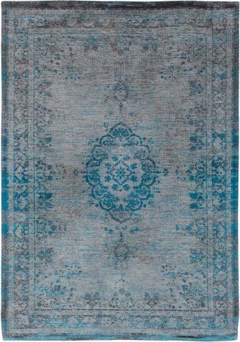 alfombras Louis De Poortere AV 8255 Fading World Medaillon Grey Turquoise