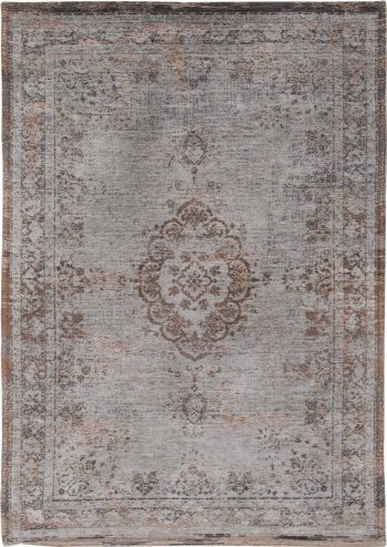 alfombras Louis De Poortere AV 8257 Fading World Medaillon Grey Ebony