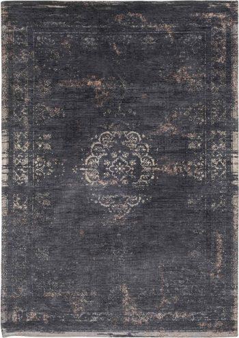 alfombras Louis De Poortere AV 8263 Fading World Medaillon Mineral Black