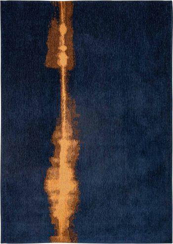 Louis De Poortere alfombra Fischbacher 9056 Linares Navy