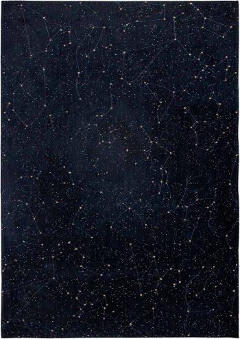 Louis De Poortere alfombra Fischbacher 9059 Celestial Night Sky