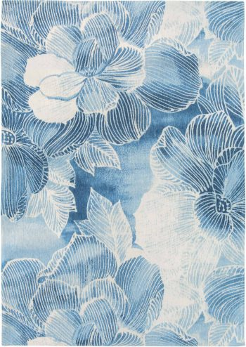 Louis De Poortere alfombras Villa Nova LX 8756 Akina Indigo